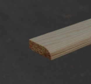 45mm BULLNOSE ARCHITRAVE