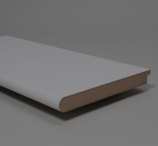 MDF WINDOW BOARD (PRIMED)