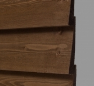 Q-SHADES BROWN (175mm) FEATHEREDGE